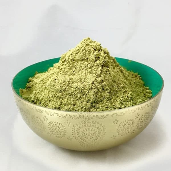 henna powder bowl