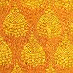 Jhumka Yellow